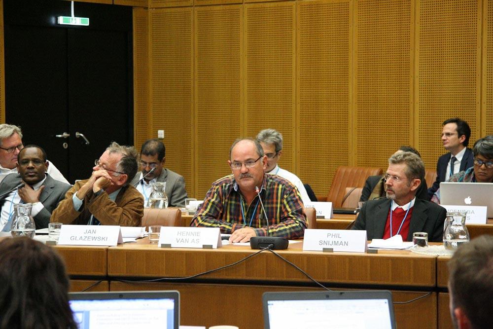 UNODC-meeting